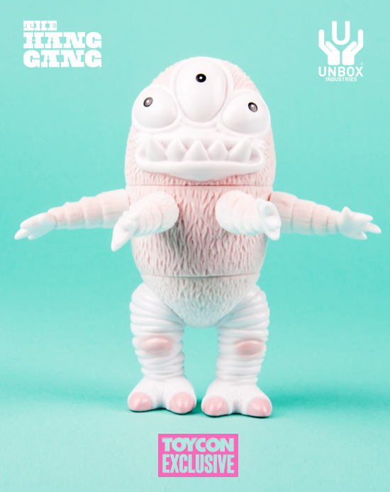 Hang_Gang_exclusive_Spike_Wad_ToyCon_UK