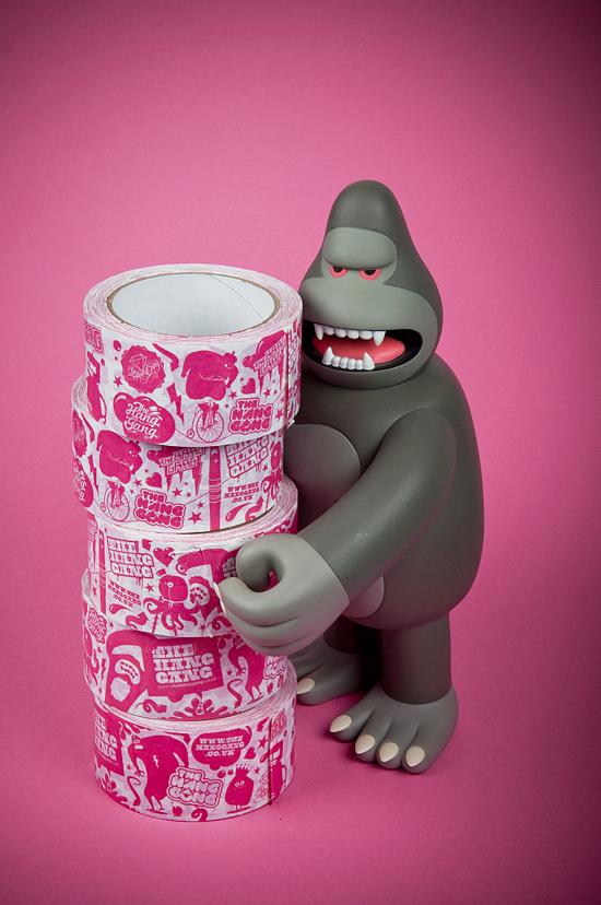Designer toys, Lowbrow art
